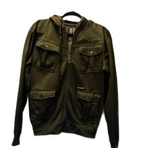 Billabong hooded jacket